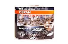 Osram Night Breaker Unlimited 64193NBU-HCB 12V H4 60/55W (2ks) Duo-box